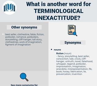 terminological inexactitude, synonym terminological inexactitude, another word for terminological inexactitude, words like terminological inexactitude, thesaurus terminological inexactitude
