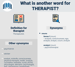 therapist, synonym therapist, another word for therapist, words like therapist, thesaurus therapist
