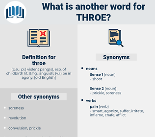 throe, synonym throe, another word for throe, words like throe, thesaurus throe