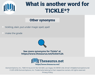 tickle, synonym tickle, another word for tickle, words like tickle, thesaurus tickle