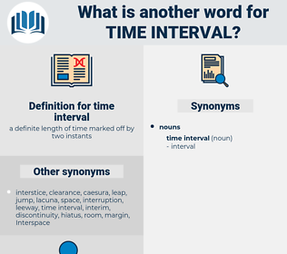 time interval, synonym time interval, another word for time interval, words like time interval, thesaurus time interval
