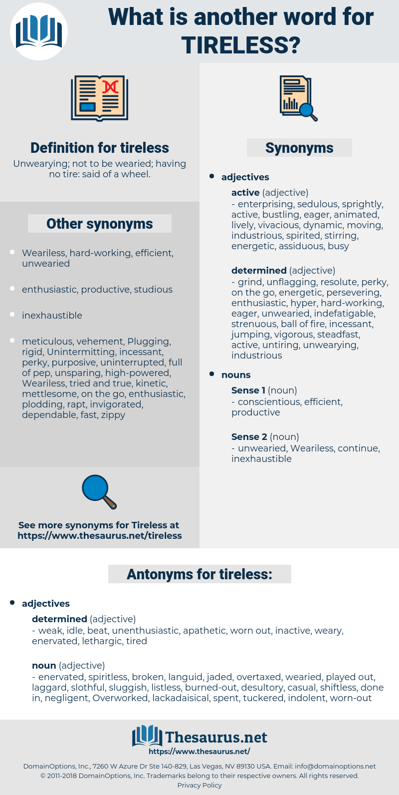tireless, synonym tireless, another word for tireless, words like tireless, thesaurus tireless
