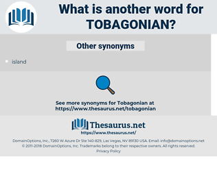 tobagonian, synonym tobagonian, another word for tobagonian, words like tobagonian, thesaurus tobagonian
