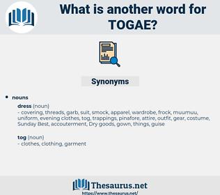 Togae, synonym Togae, another word for Togae, words like Togae, thesaurus Togae
