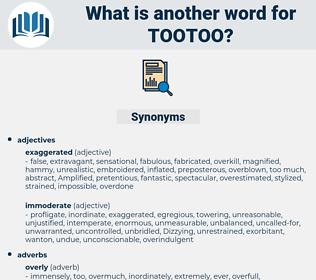 tootoo, synonym tootoo, another word for tootoo, words like tootoo, thesaurus tootoo