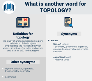topology, synonym topology, another word for topology, words like topology, thesaurus topology