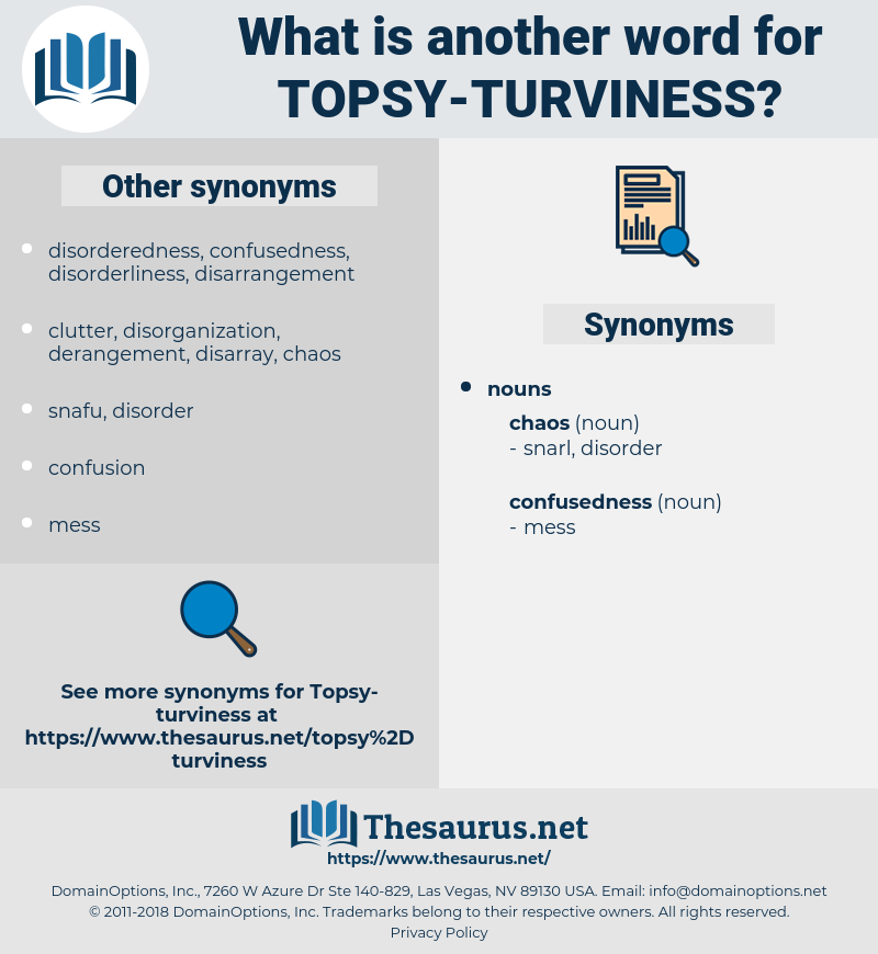 topsy-turviness, synonym topsy-turviness, another word for topsy-turviness, words like topsy-turviness, thesaurus topsy-turviness