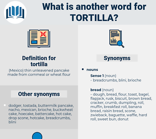 tortilla, synonym tortilla, another word for tortilla, words like tortilla, thesaurus tortilla