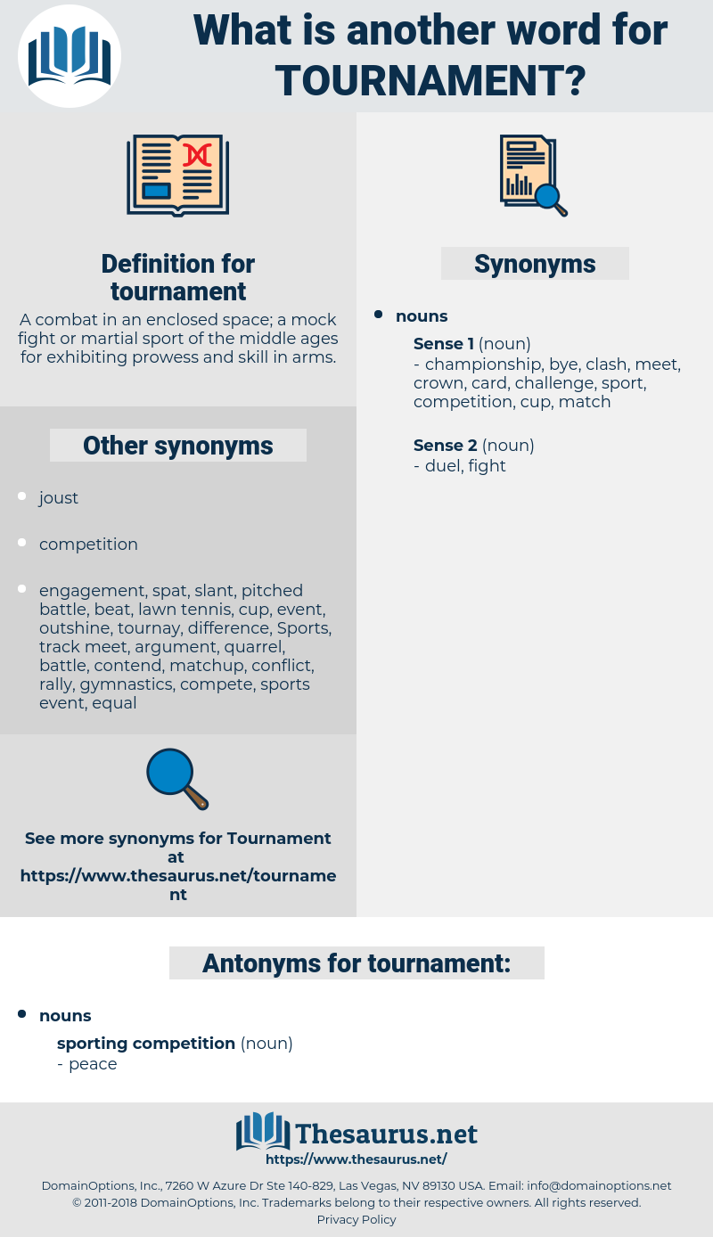 tournament, synonym tournament, another word for tournament, words like tournament, thesaurus tournament