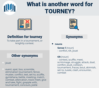 Synonyms For Tourney Thesaurus Net