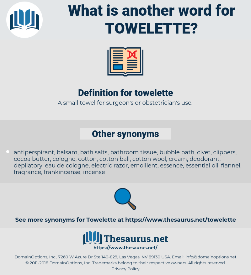 towelette, synonym towelette, another word for towelette, words like towelette, thesaurus towelette