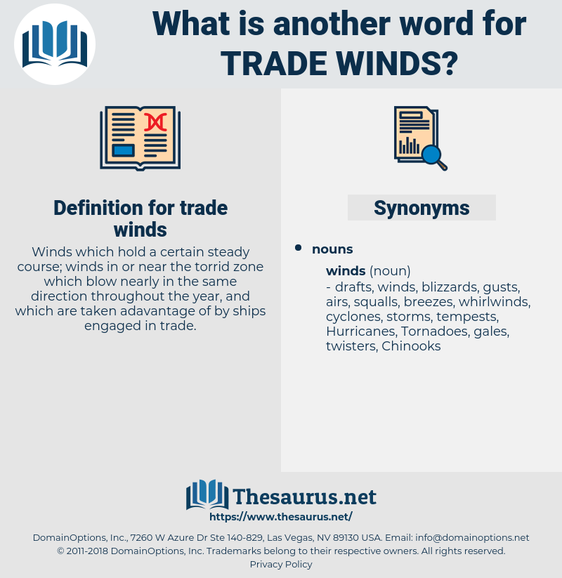 trade winds, synonym trade winds, another word for trade winds, words like trade winds, thesaurus trade winds