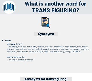 trans-figuring, synonym trans-figuring, another word for trans-figuring, words like trans-figuring, thesaurus trans-figuring
