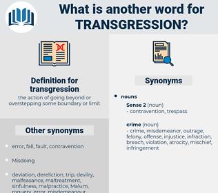 transgression, synonym transgression, another word for transgression, words like transgression, thesaurus transgression