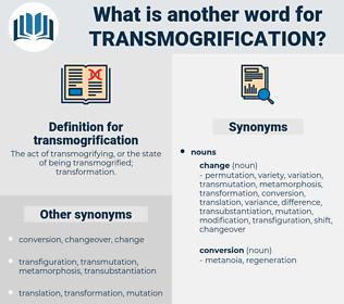 transmogrification, synonym transmogrification, another word for transmogrification, words like transmogrification, thesaurus transmogrification