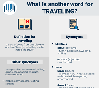 traveling, synonym traveling, another word for traveling, words like traveling, thesaurus traveling