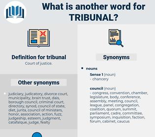 tribunal, synonym tribunal, another word for tribunal, words like tribunal, thesaurus tribunal