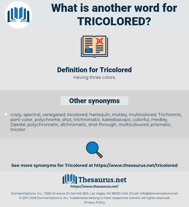 Tricolored, synonym Tricolored, another word for Tricolored, words like Tricolored, thesaurus Tricolored