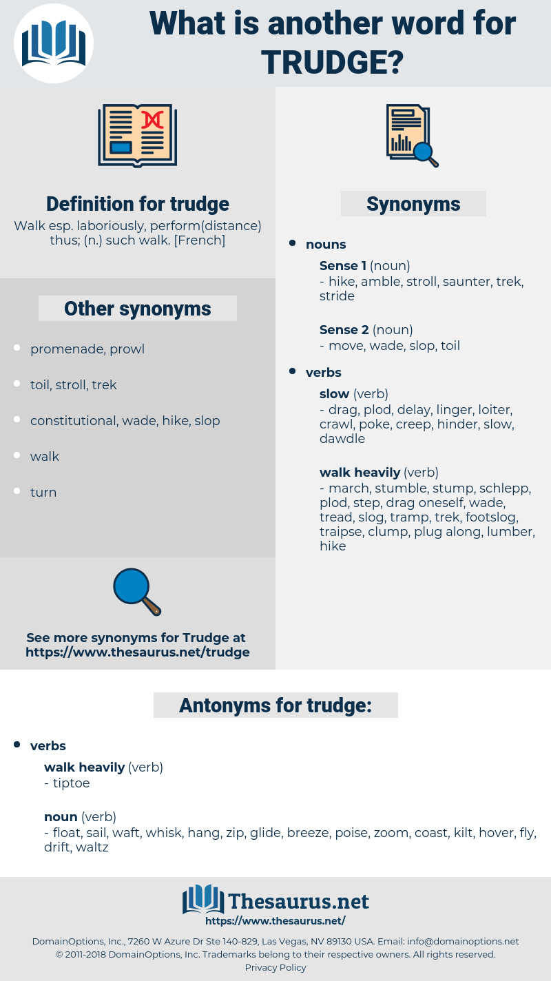trudge, synonym trudge, another word for trudge, words like trudge, thesaurus trudge