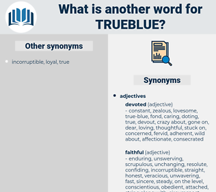 trueblue, synonym trueblue, another word for trueblue, words like trueblue, thesaurus trueblue