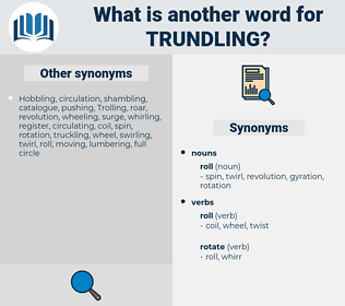 Trundling, synonym Trundling, another word for Trundling, words like Trundling, thesaurus Trundling