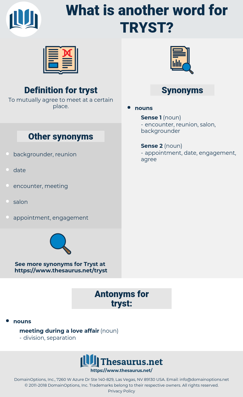 tryst, synonym tryst, another word for tryst, words like tryst, thesaurus tryst