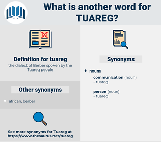 tuareg, synonym tuareg, another word for tuareg, words like tuareg, thesaurus tuareg