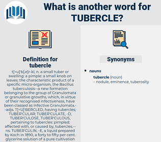 tubercle, synonym tubercle, another word for tubercle, words like tubercle, thesaurus tubercle