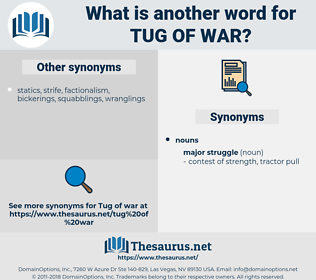 tug-of-war, synonym tug-of-war, another word for tug-of-war, words like tug-of-war, thesaurus tug-of-war