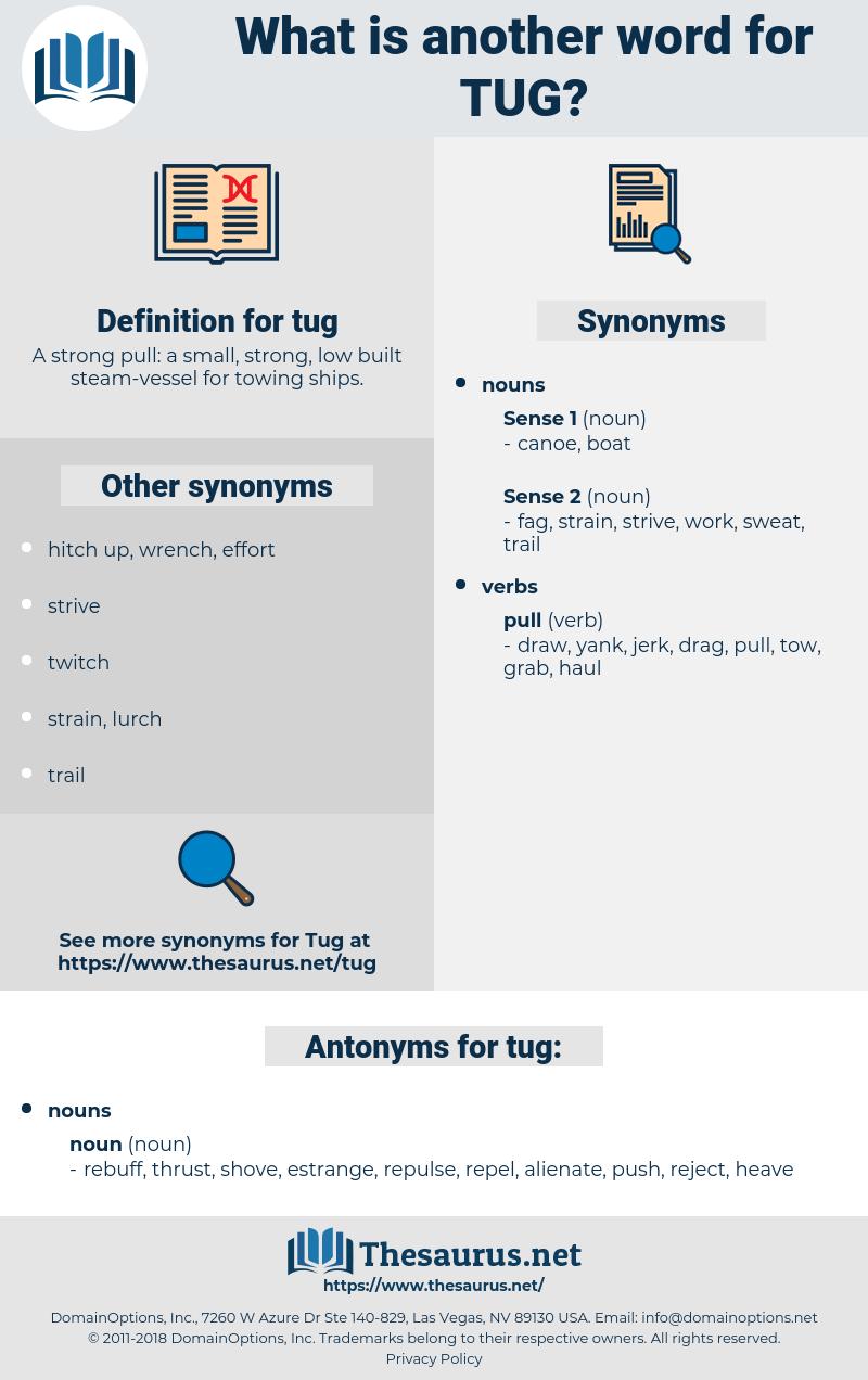 tug, synonym tug, another word for tug, words like tug, thesaurus tug
