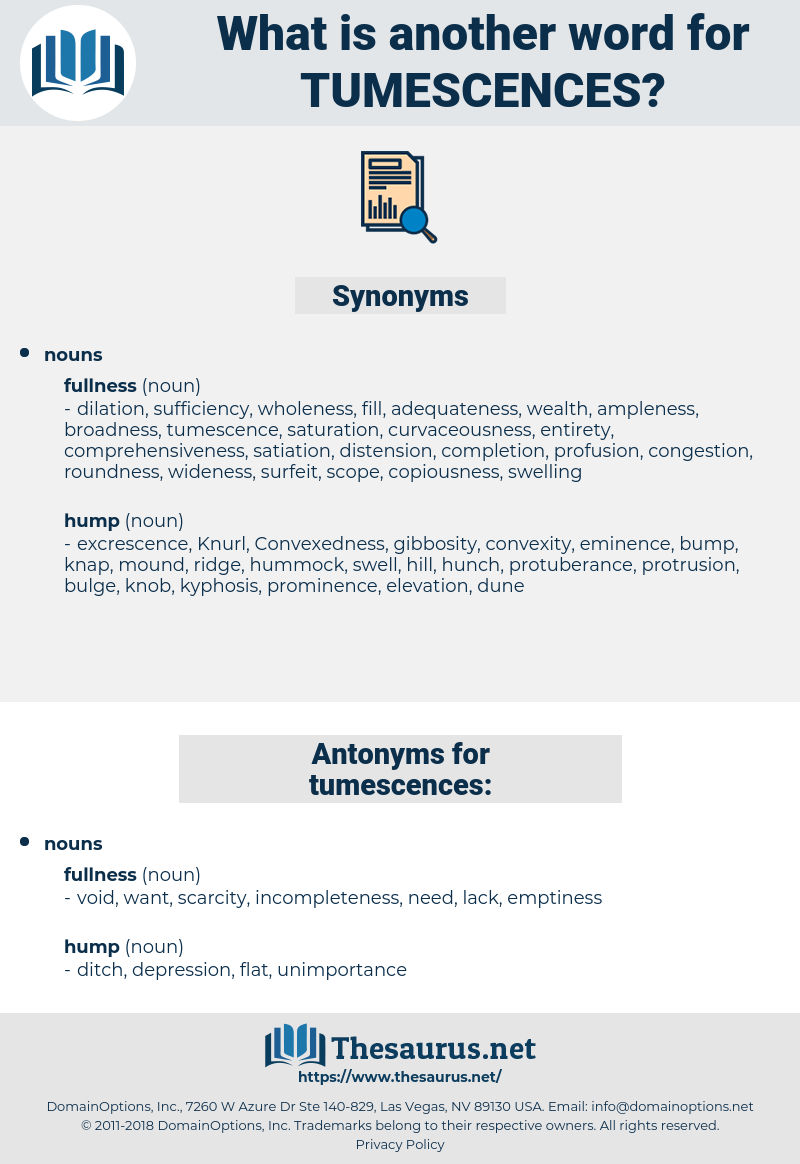 tumescences, synonym tumescences, another word for tumescences, words like tumescences, thesaurus tumescences