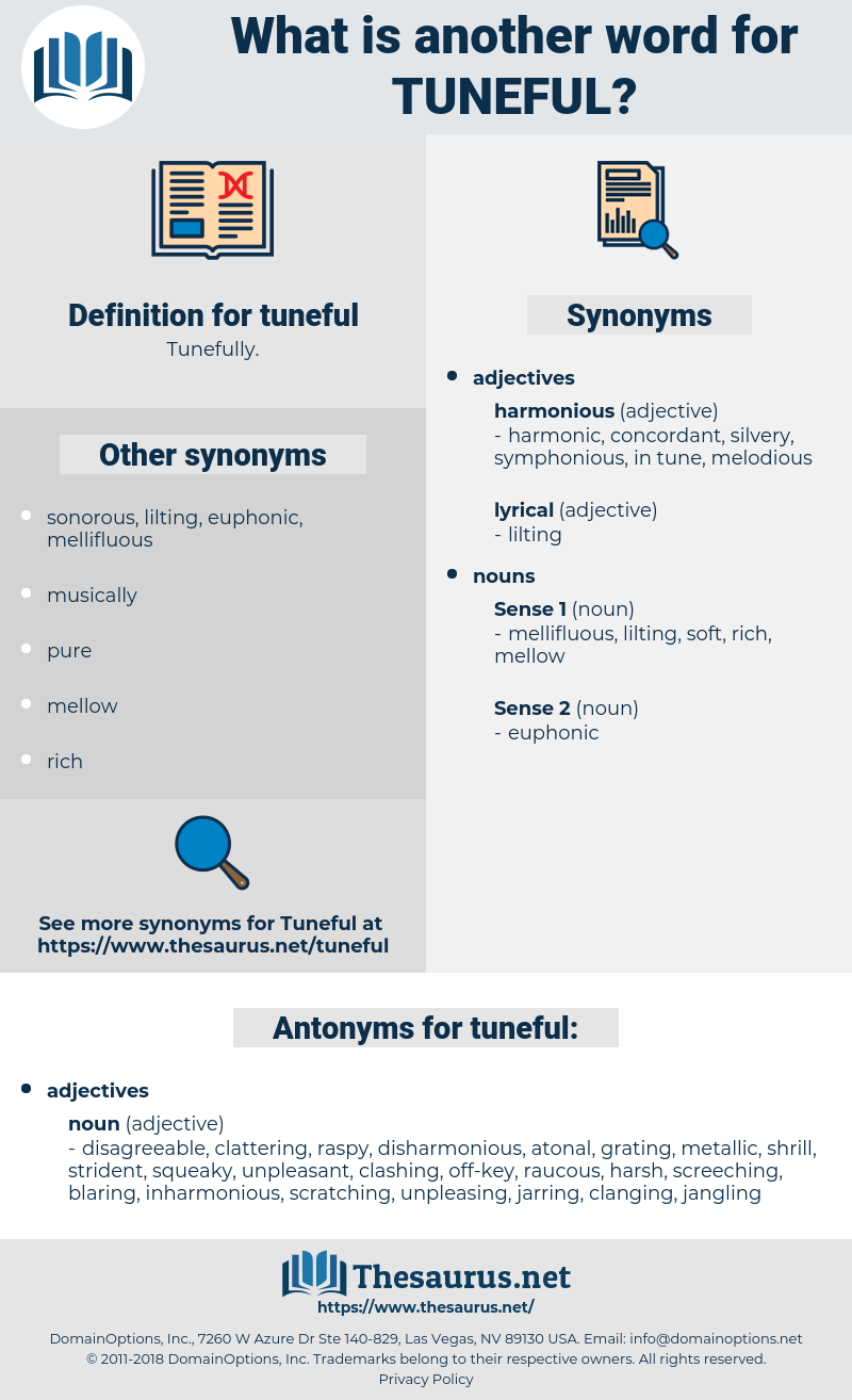 tuneful, synonym tuneful, another word for tuneful, words like tuneful, thesaurus tuneful