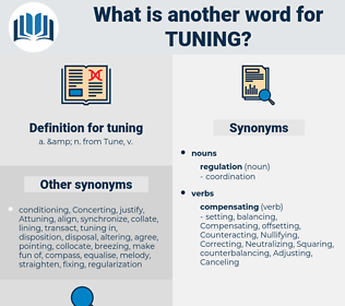 tuning, synonym tuning, another word for tuning, words like tuning, thesaurus tuning