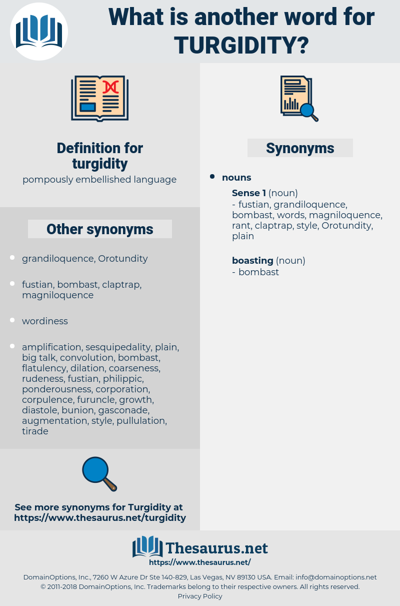 turgidity, synonym turgidity, another word for turgidity, words like turgidity, thesaurus turgidity