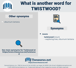twistwood, synonym twistwood, another word for twistwood, words like twistwood, thesaurus twistwood