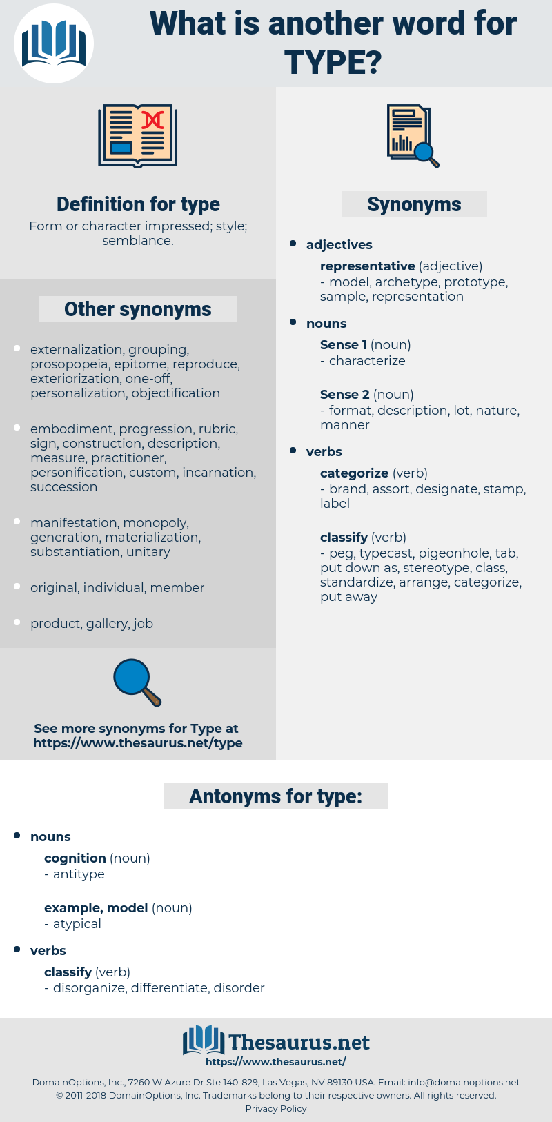 type, synonym type, another word for type, words like type, thesaurus type
