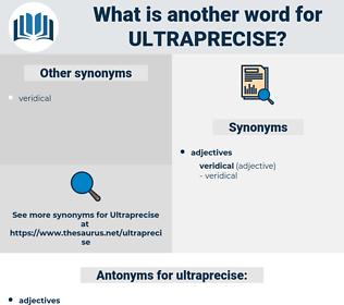 ultraprecise, synonym ultraprecise, another word for ultraprecise, words like ultraprecise, thesaurus ultraprecise