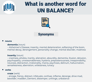 un-balance, synonym un-balance, another word for un-balance, words like un-balance, thesaurus un-balance