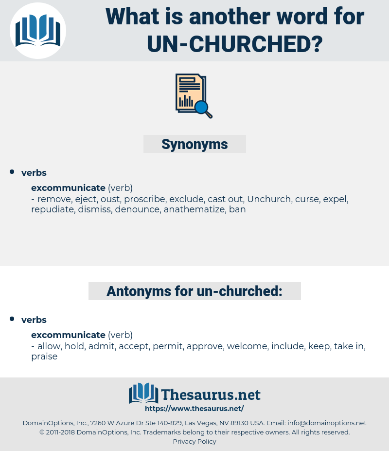 un churched, synonym un churched, another word for un churched, words like un churched, thesaurus un churched