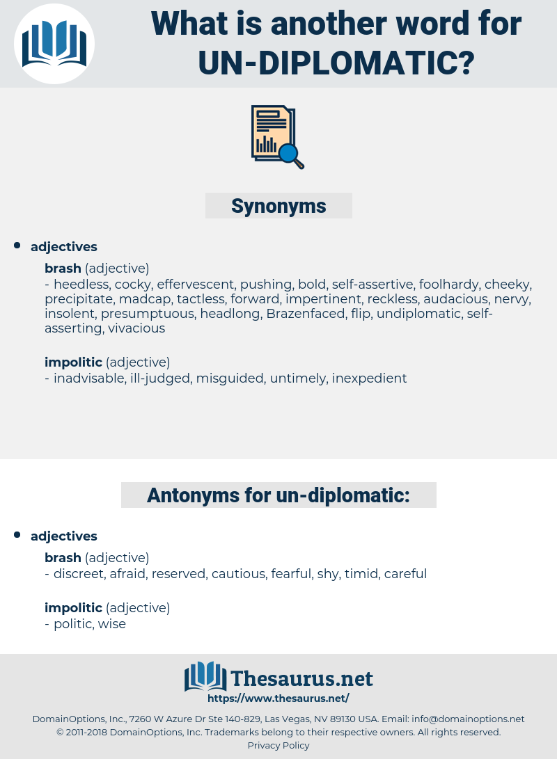 un-diplomatic, synonym un-diplomatic, another word for un-diplomatic, words like un-diplomatic, thesaurus un-diplomatic