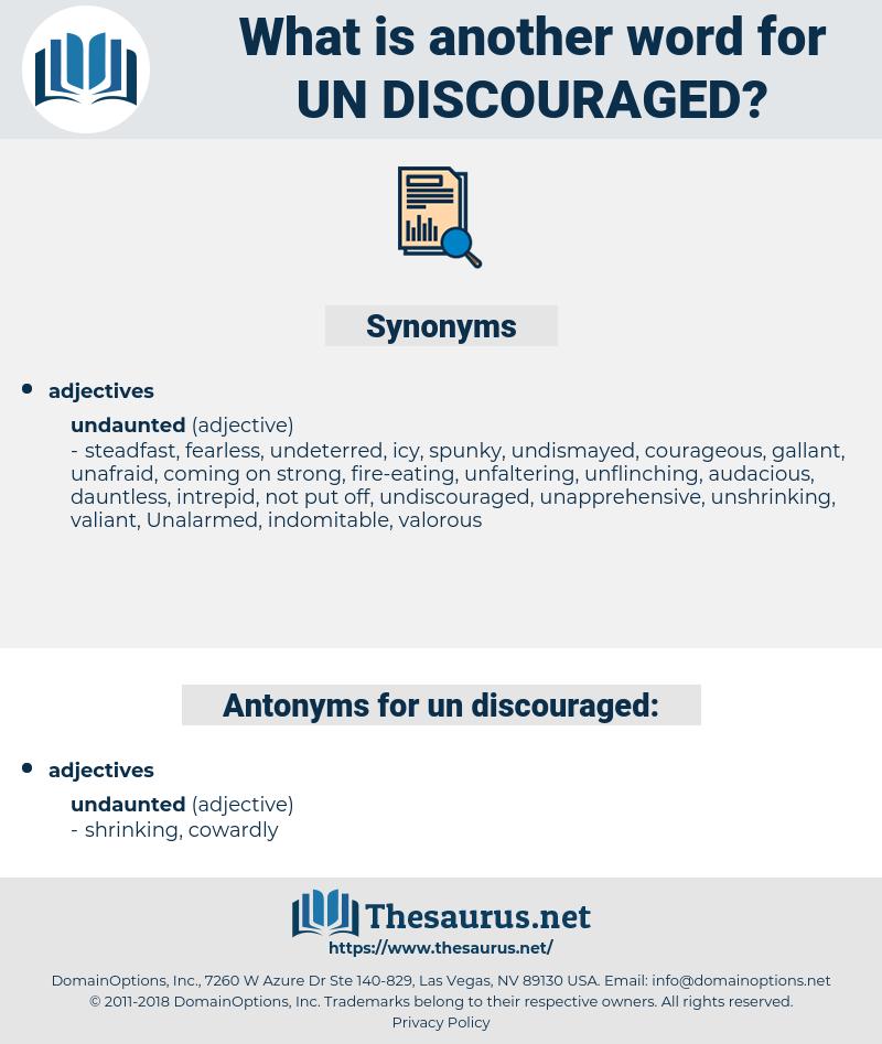 un-discouraged, synonym un-discouraged, another word for un-discouraged, words like un-discouraged, thesaurus un-discouraged