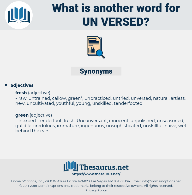 un versed, synonym un versed, another word for un versed, words like un versed, thesaurus un versed