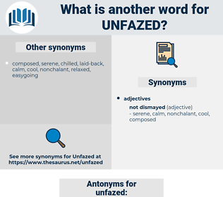 unfazed, synonym unfazed, another word for unfazed, words like unfazed, thesaurus unfazed