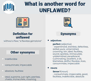 unflawed, synonym unflawed, another word for unflawed, words like unflawed, thesaurus unflawed