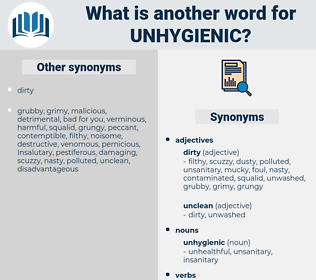 unhygienic, synonym unhygienic, another word for unhygienic, words like unhygienic, thesaurus unhygienic