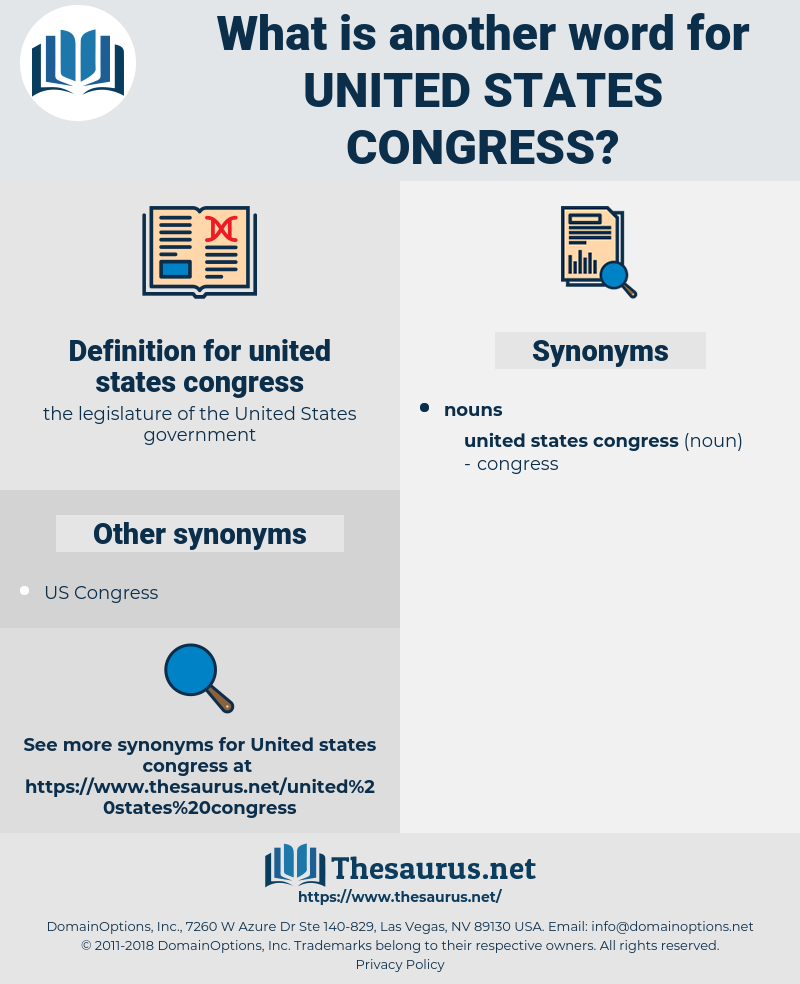 united states congress, synonym united states congress, another word for united states congress, words like united states congress, thesaurus united states congress