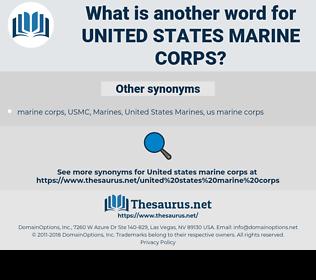 United States Marine Corps, synonym United States Marine Corps, another word for United States Marine Corps, words like United States Marine Corps, thesaurus United States Marine Corps