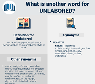 Unlabored, synonym Unlabored, another word for Unlabored, words like Unlabored, thesaurus Unlabored