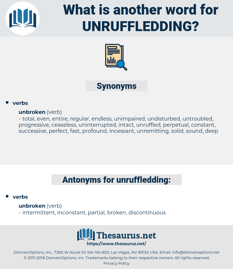 unruffledding, synonym unruffledding, another word for unruffledding, words like unruffledding, thesaurus unruffledding