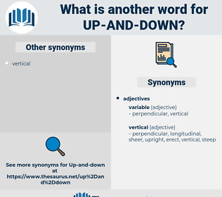 up-and-down, synonym up-and-down, another word for up-and-down, words like up-and-down, thesaurus up-and-down